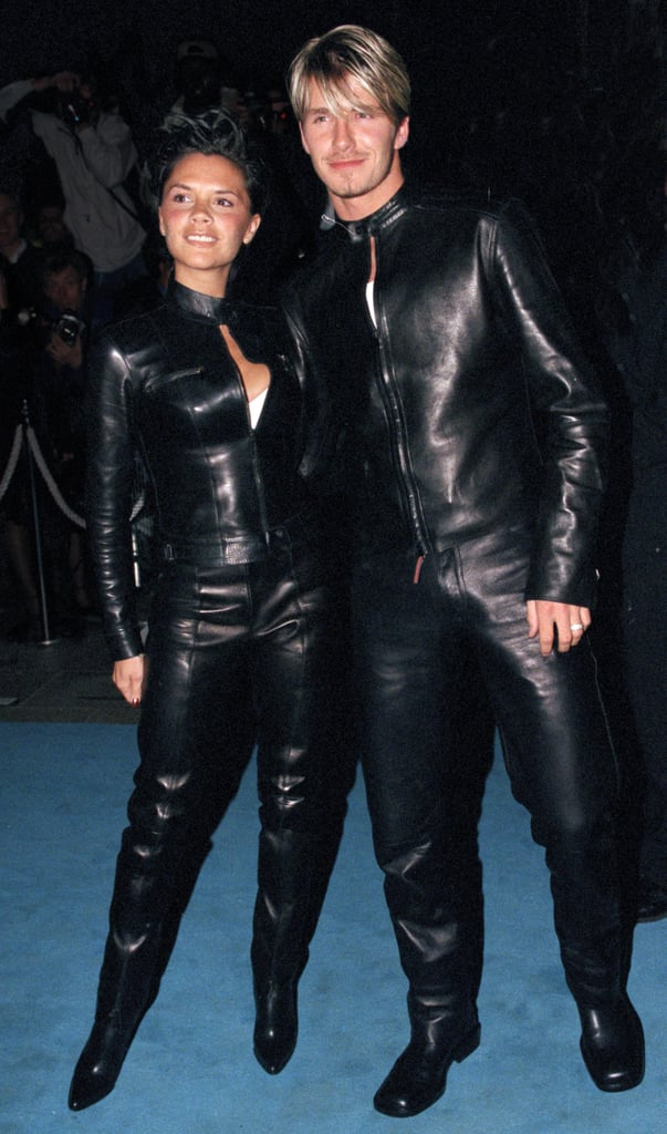 David and Victoria Beckham's Best Couple Fashion Moments