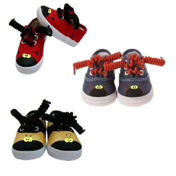 Monkey Toes Glow Shoes