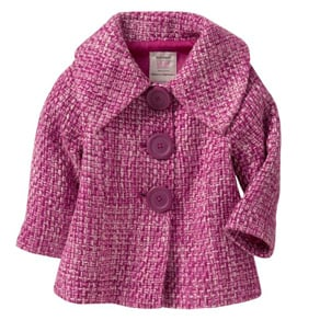 Tweed Coats For Kids