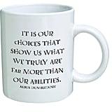 Albus Dumbledore Quote Mug