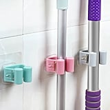 Wall Mounted Mop Hook