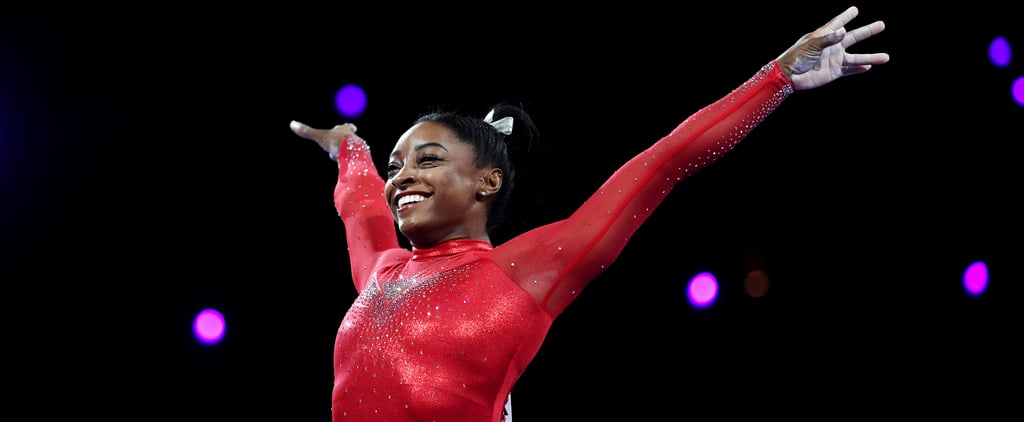 Simone Biles Tweets About Joining Navarro Cheer of Netflix