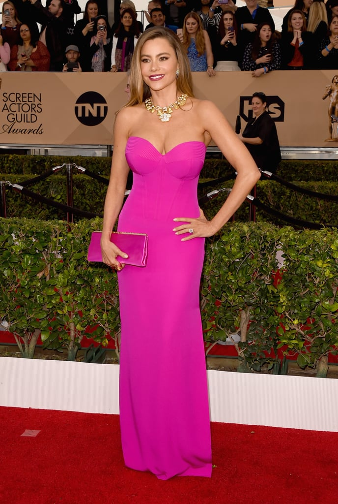 January at the Screen Actors Guild Awards in Los Angeles