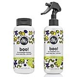 SoCozy Boo! Lice Prevention Shampoo and Spray ($15 each)