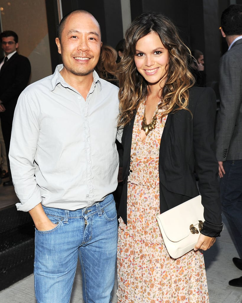 Rachel Bilson Hosts Party for Derek Lam Shares His Summer Essentials eBay Collection 2011-05-11 16:15:14