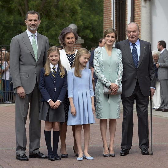 Best Photos of the Spanish Royal Family in 2017