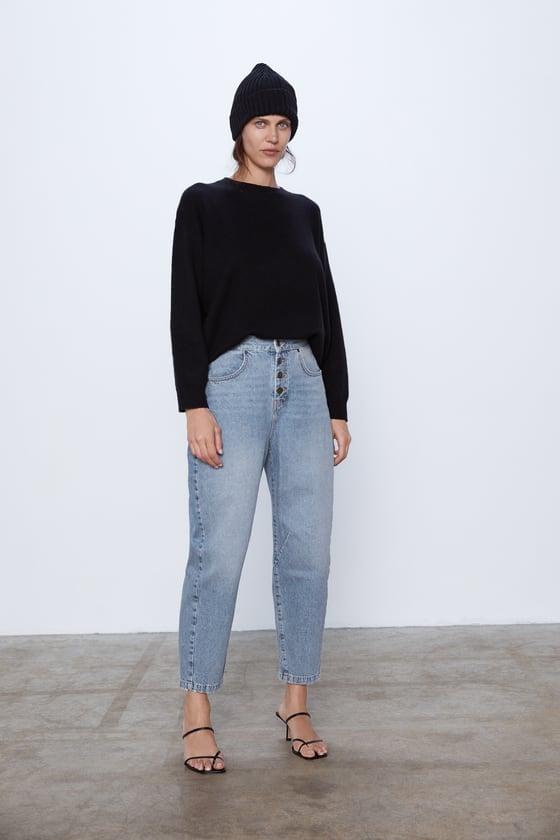 Zara Z1975 Slouchy Jeans