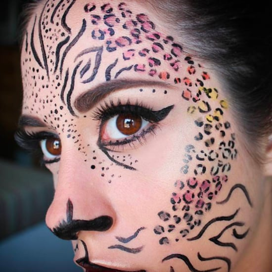 Simples Maquillages d'Halloween