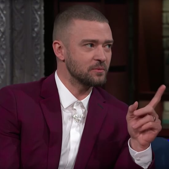 Justin Timberlake on The Late Show With Stephen Colbert 2017