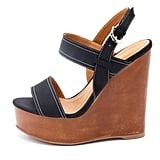 These wedges are a go-to for Spring — they'll look just as great with a floaty dress as they will under a pair of flared jeans.  Charlotte Russe Wooden Wedge Sandal ($37)