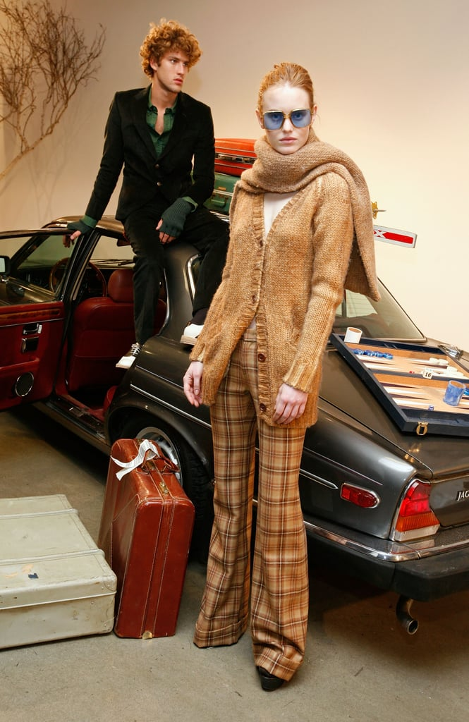 New York Fashion Week: Band of Outsiders Fall 2010