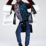 Start Your Shopping: Kenzo x H&M Is Here