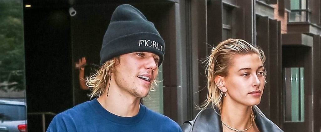 Justin Bieber and Hailey Baldwin in NYC After Wedding News