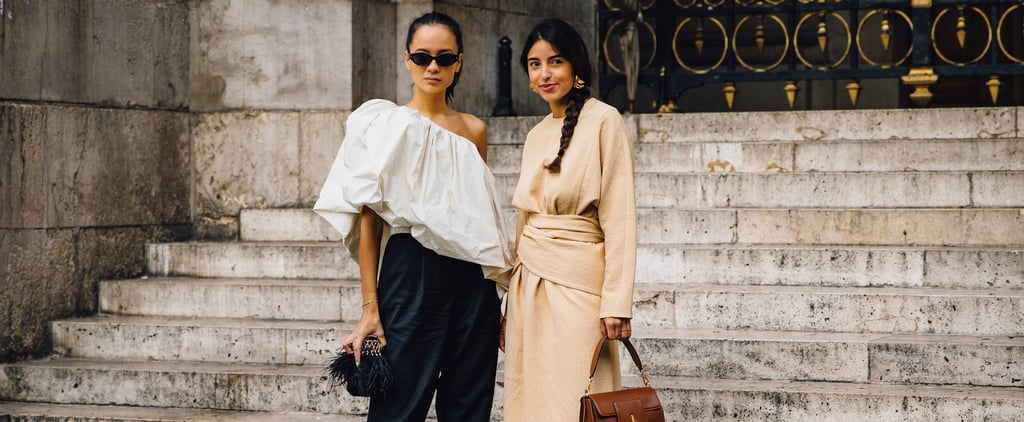 The Best Street Style at Paris Fashion Week Spring 2020