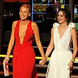 Blake Lively Honors Gossip Girl With an Emmys Throwback