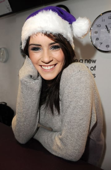 Lucie Jones from the X Factor Signs Modeling Contract