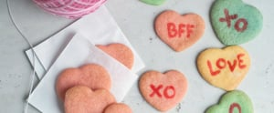 Ditch the Candy and Make These Heart Cookies With Your Kids Instead