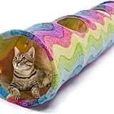 Luckitty Large Cat Collapsible Tunnel