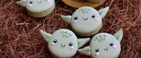Star Wars-Themed Macarons