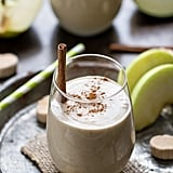 Chai-Spiced Peanut Butter and Apple Smoothie