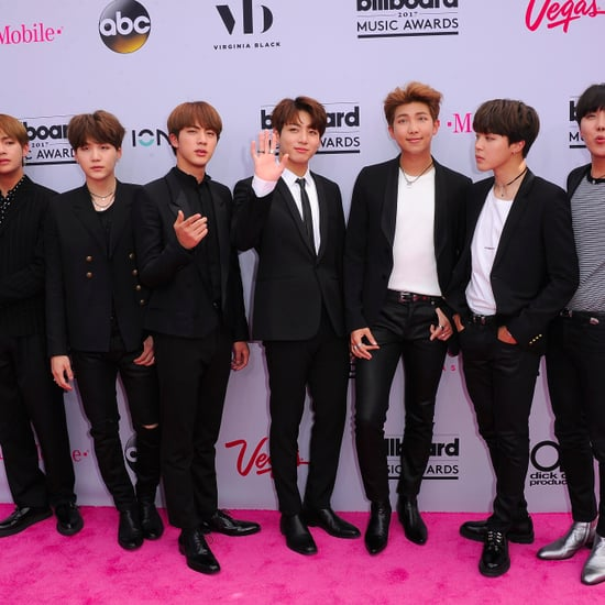 BTS at the 2017 Billboard Music Awards