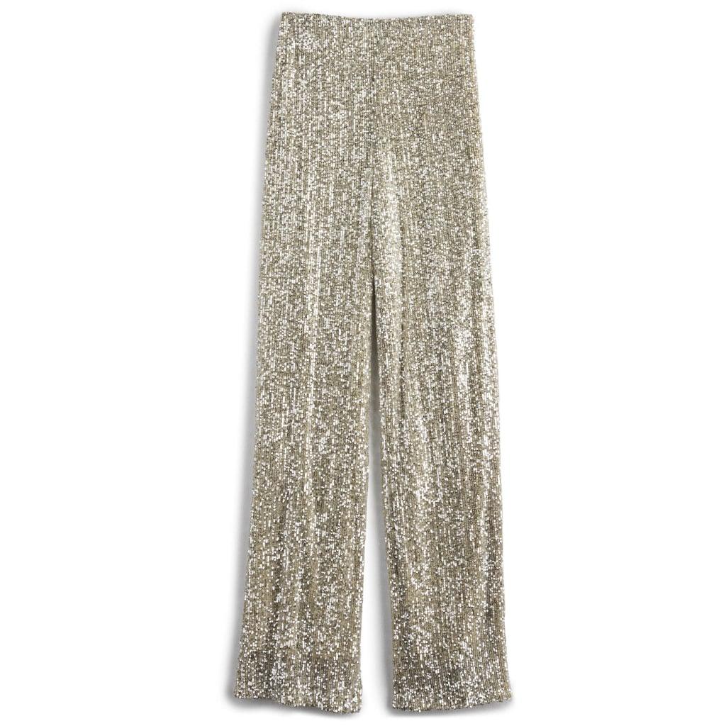 Vylette Sequin Pants