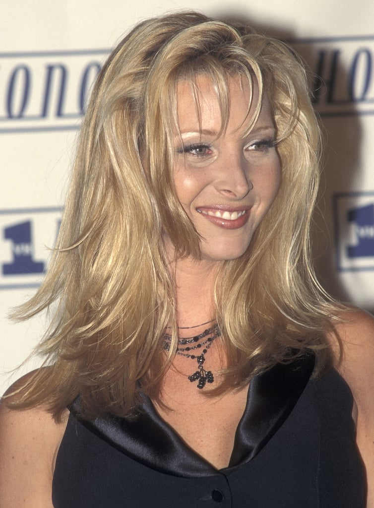 How Old Was Lisa Kudrow in Friends?
