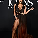 Saweetie at the Harper's Bazaar ICONS Party