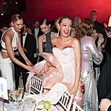 Pictured: Blake Lively, Karlie Kloss, and Gigi Hadid