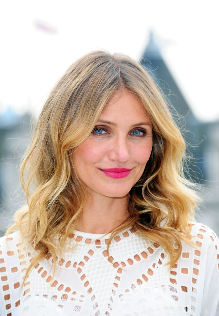 Cameron Diaz Is the Master of Low-Maintenance Sex Appeal