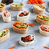 Pinwheel Sandwiches 5 Ways