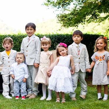 Tips For Bringing Children to a Wedding