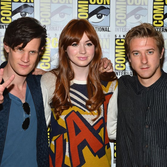 Doctor Who Comic-Con News and Previews