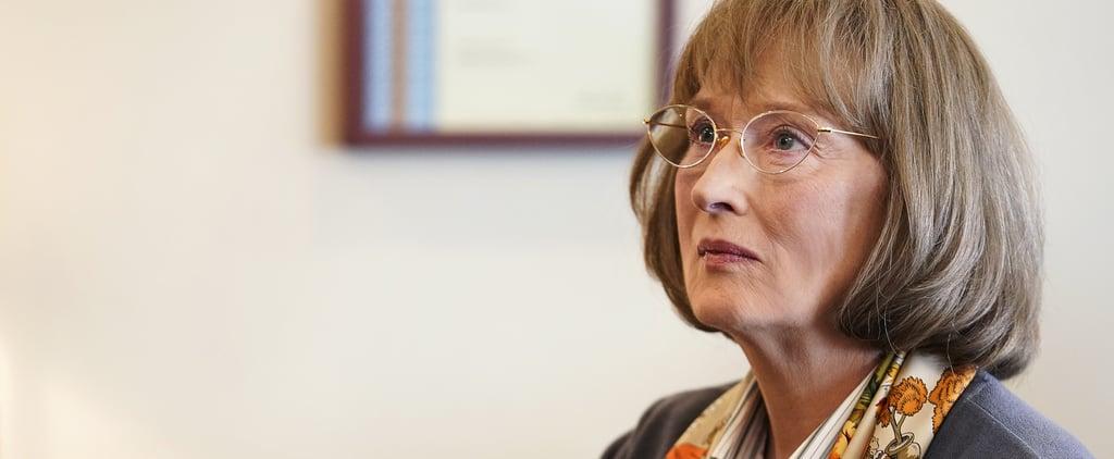Is Meryl Streep Wearing Fake Teeth on Big Little Lies?