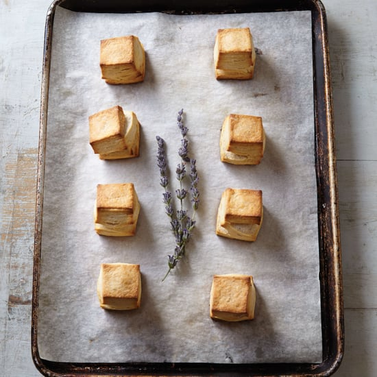 Honey Lavender Biscuits Recipe