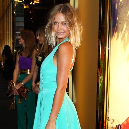 Lara Bingle, Todd Lasance, Bella Heathcote, Xavier Samuel Pictures at Gucci Sydney Flagship Store Opening