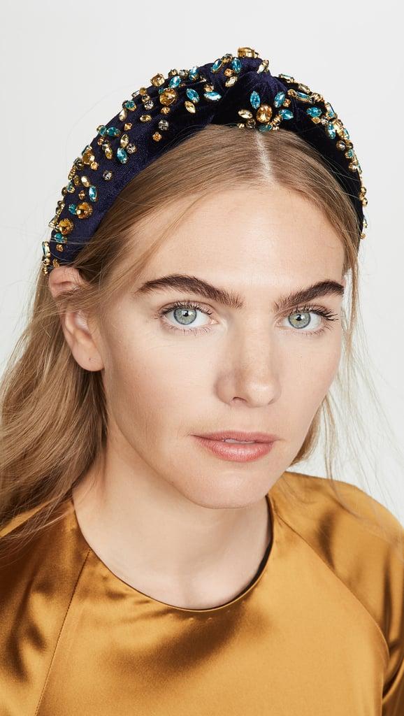 Holiday Fashion Trend 2019: Embellished Headbands