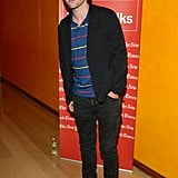 Robert Pattinson Goes Casual For TimesTalks