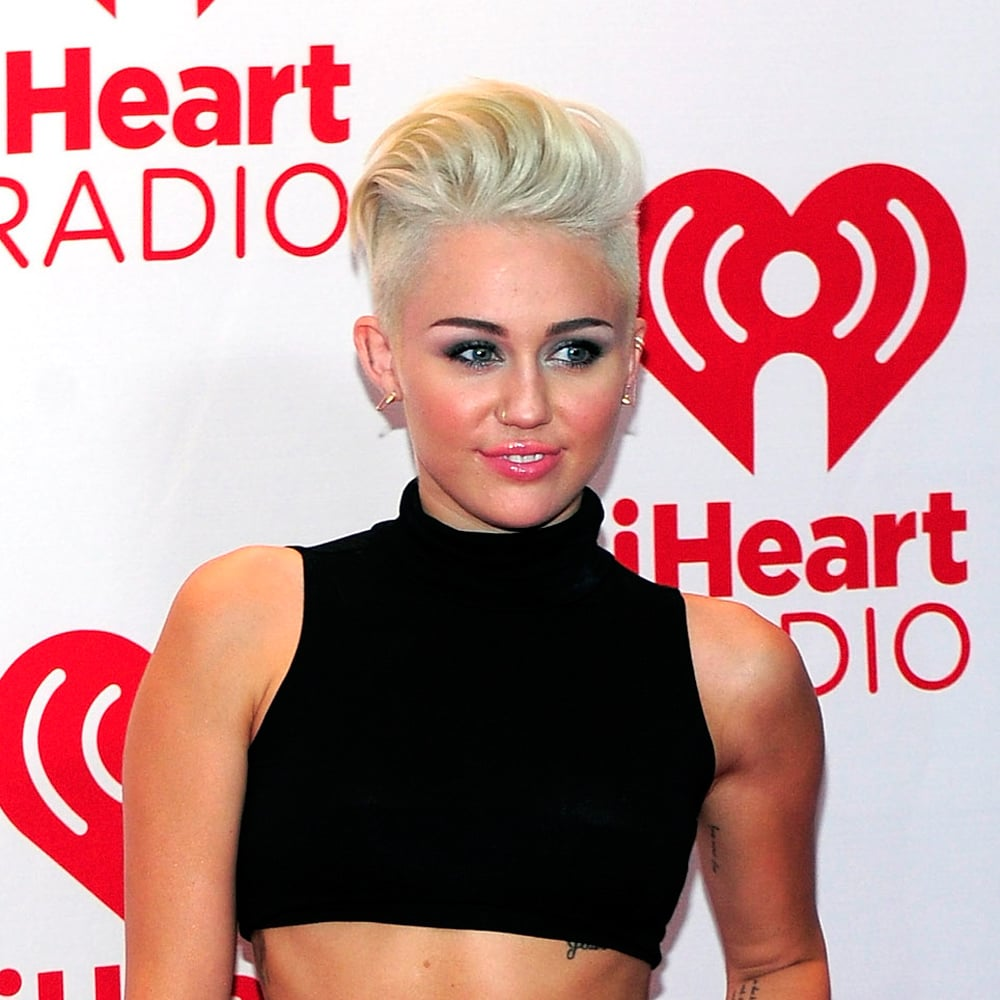 Miley Cyrus certainly seems to have come into her own since she got the chop! We're loving her golden glow here — you can easily recreate the look with some subtle swipes of Stila Sun Highlighter ($30.52).