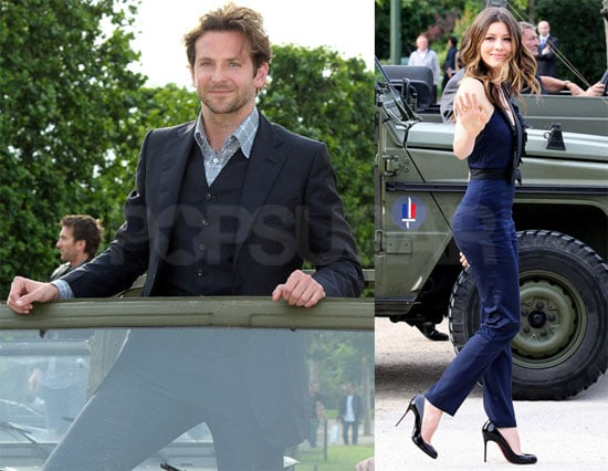 Pictures of Bradley Cooper and Jessica Biel Promoting The A-Team in Paris 2010-06-15 16:00:34