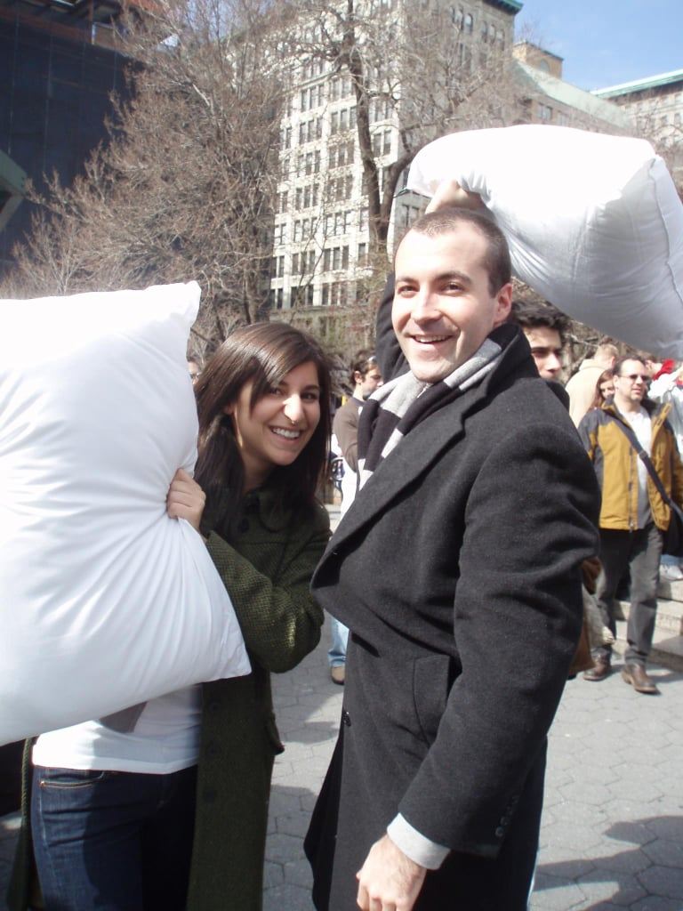 Kate's Fateful Pillow Fight