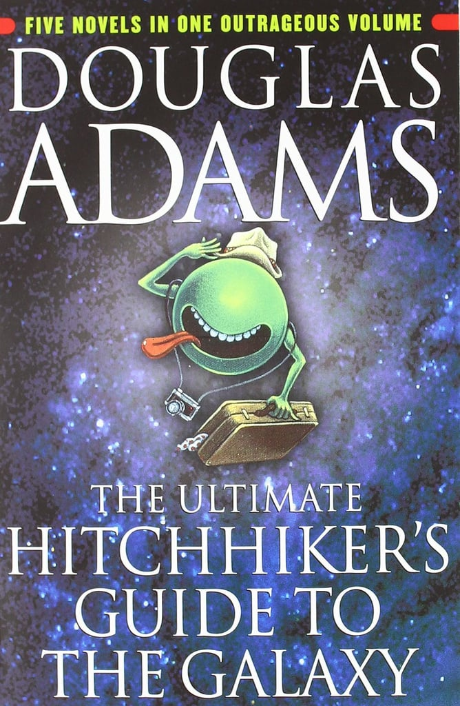 Image result for The Hitchhiker's Guide to the Galaxy, by Douglas Adams