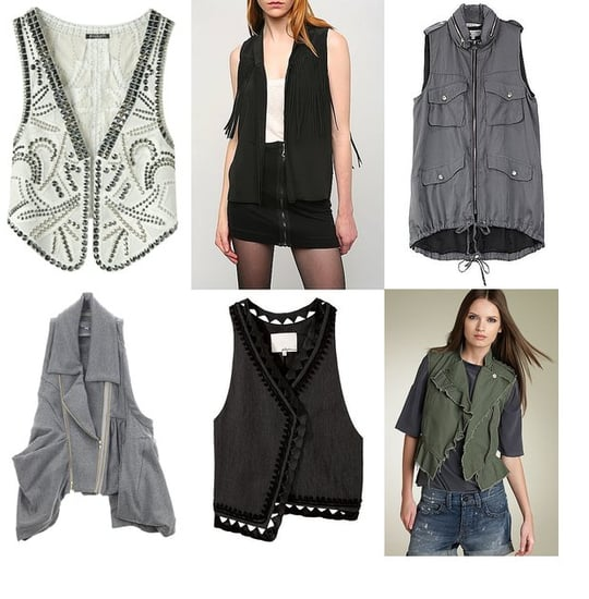Shopping: Not-Your-Average Vests