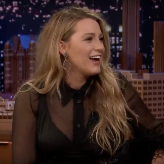Blake Lively Says Her Daughter Is Starstruck by Jimmy Fallon