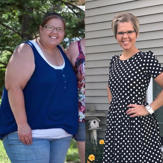 180-Pound Weight-Loss Transformation