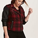 Torrid Plaid Jacket