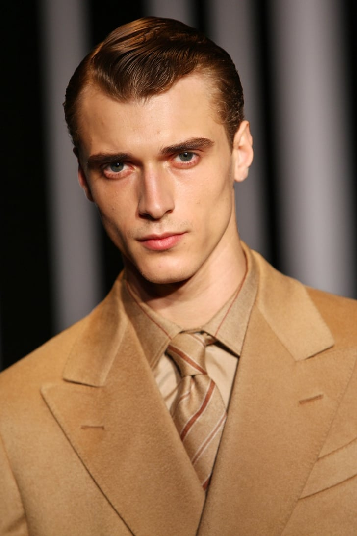 Milan: Ermenegildo Zegna Men's Fall 2009