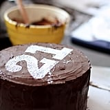 Numbered Cakes