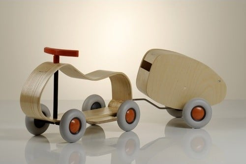 Sibi Max Push Car ($190)