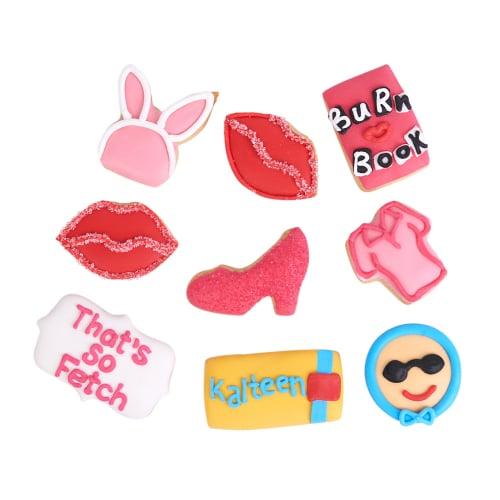 Mean Girls Petite Cookie Set ($14)